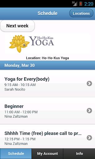 Ho-Ho-Kus Yoga