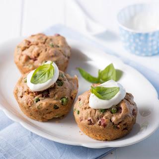 Herzhafte Becel Gold Muffins
