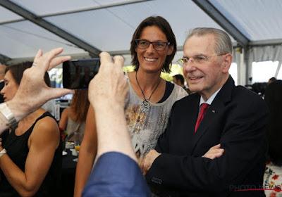 Tia Hellebaut strikt bekende sportpsycholoog uit de wielerwereld