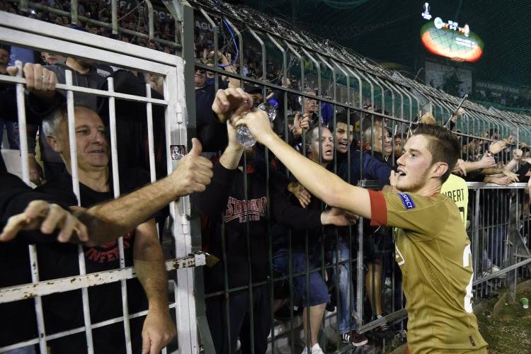 Corentin Fiore aurait accepté la proposition d'un club de Pro League