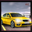Crazy Taxi Driver Simulator 3D Taxi Driving Game icon