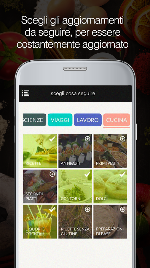 le ricette di cucina fanpage - android apps on google play - Ricette Di Cucina Gratis