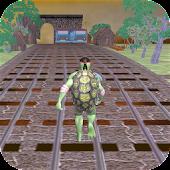 Turtle Ninja Run