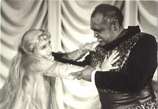"""Photo: Elsa KASTELA-KREIHSL als Desdemona in """"Otello"""""""