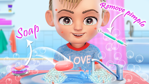 Sweet Baby Daily Fun Activities 1.0 screenshots 2