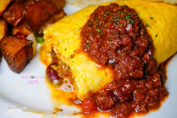 高雄早午餐Michino Diner米奇諾美式餐廳|經典美式風味繽紛呈現|民族路美食