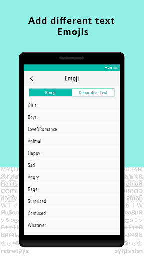 Font Changer Pro  screenshots 2