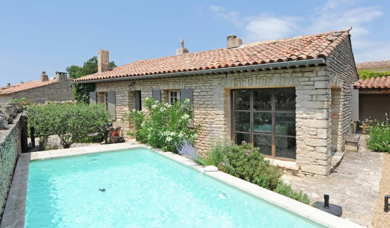 Maison avec terrasse Gordes
