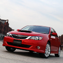 HD Themes Subaru Impreza icon