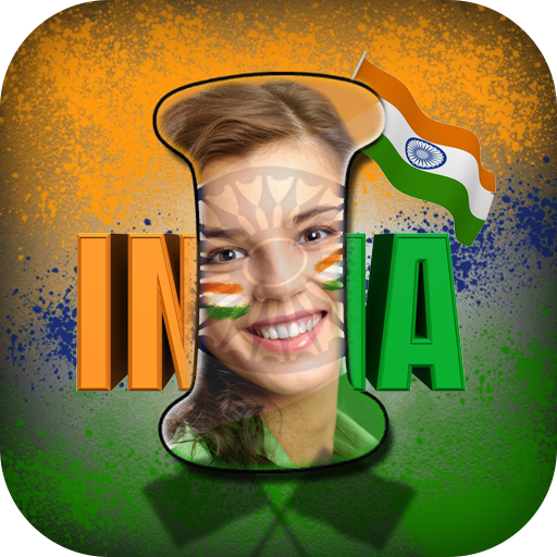 Indian Text Photo Maker