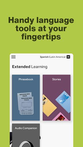 Rosetta Stone: Learn and Speak New Languages screenshot 5