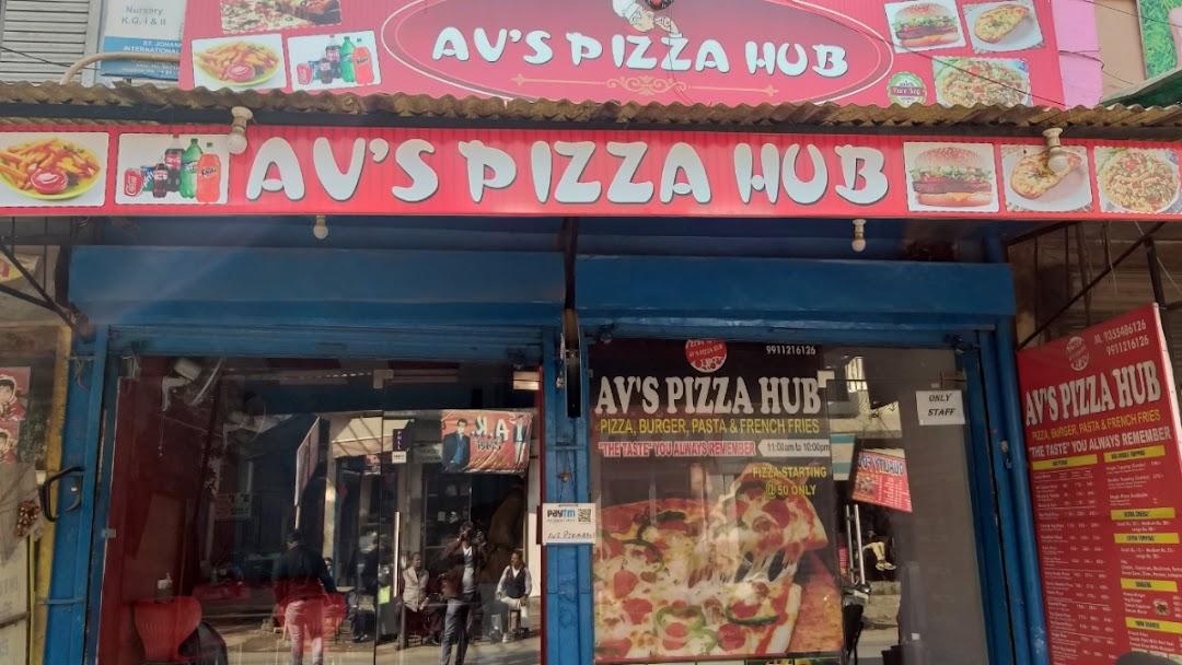 av s pizza hub