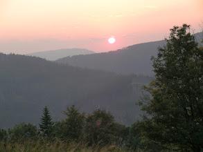 Photo: Horzelica, Beskid Śląski, 24.09.2005