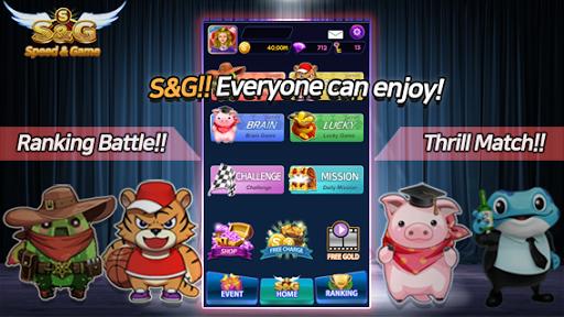 S&G - Speed&Game 1.00.01 screenshots 2