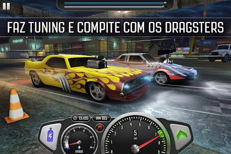 Top Speed: Drag & Fast Racing imagem 1
