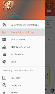 Ja GiftPay J$- screenshot thumbnail