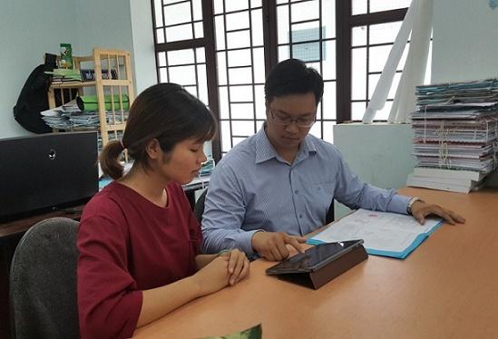 Tra cứu hiện trạng đất nhanh chóng Xây dựng An Thuận Phát