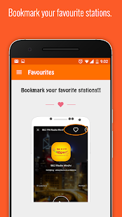 FM Radio India - Live Stations Screenshot