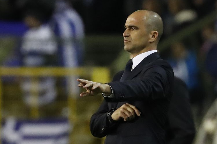 """Er zijn vele knopen door te hakken, Pozuelo gaf bondscoach Martinez al raad: """"Hij hoort in de nationale ploeg"""""""