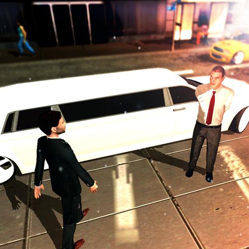市区城市豪华轿车司机3D 模擬 App LOGO-硬是要APP