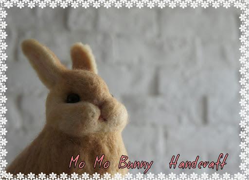 Mo Mo Bunny Handcraft