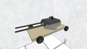 Bismarck Main Gun