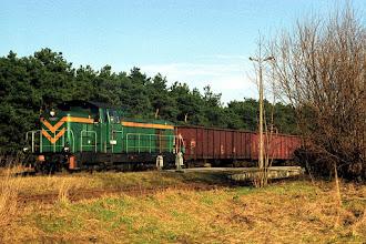 Photo: SM42-458 {Toruń Północny; 2002-02-15}