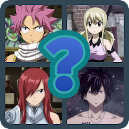 Fairy Tail Characters Quiz APK icon