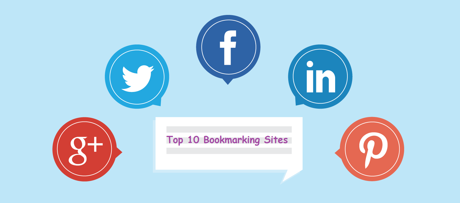 Top 10 Social Bookmarking sites For 2018