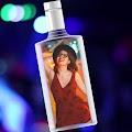 Glass Bottle Photo Frame APK