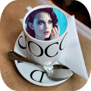 Hot Coffee Mug Frames