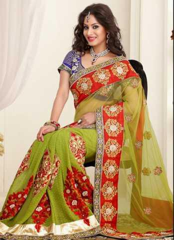 Saree Design Ideas