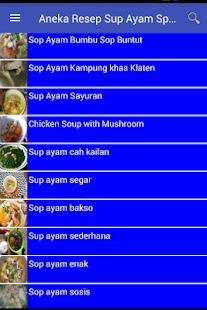 Aneka Resep Sup Ayam Spesial - náhled