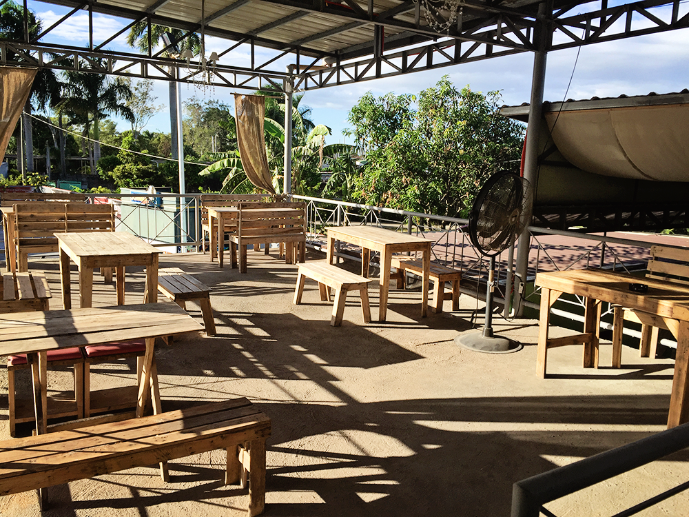 Vaneaty Resto Cafe Second Floor