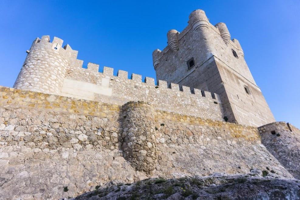 Castillo de Castalla.