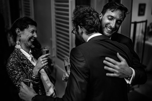 Wedding photographer David Pommier (davidpommier). Photo of 26.03.2018