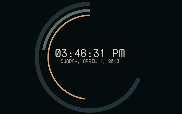 ChronoTab: The Best New Tab Clock