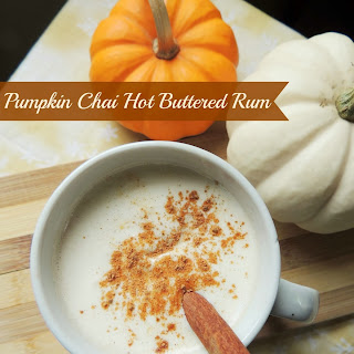 Pumpkin Chai Hot Buttered Rum Mix