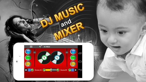 DJ Rap Music Mixer. Best DJ Music Maker. for PC
