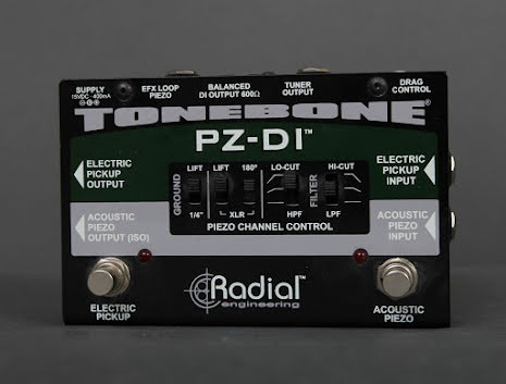 Radial ToneBone PZ-DI USED. Very good condition.