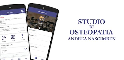 STUDIO DI OSTEOPATIA-Andrea Nascimben APK [3 11 6