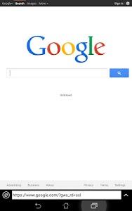 Quick Search Web screenshot 2