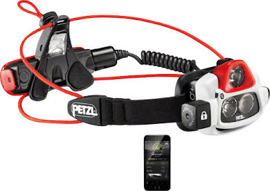 Petzl NAO+ Reactive Headlamp, 750 Lumens: Black Thumb