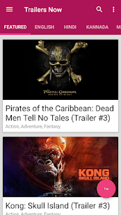Trailers Now Pro- screenshot thumbnail