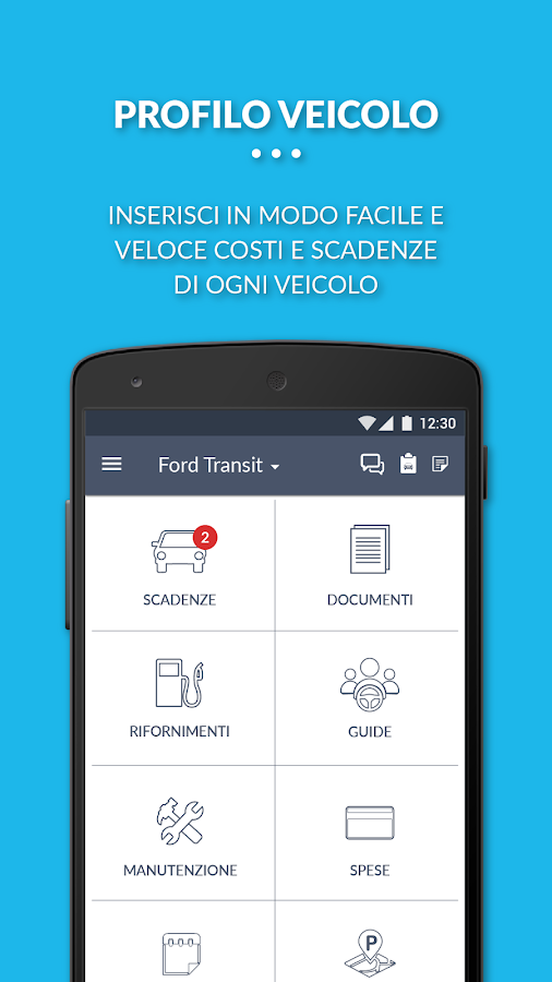 Veicoli - Business- screenshot