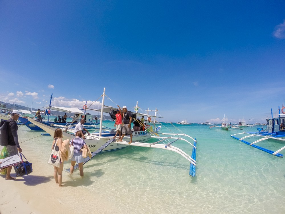 Gorgeous Beach - Boracay