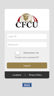 Cannon FCU Mobile Banking App- screenshot thumbnail