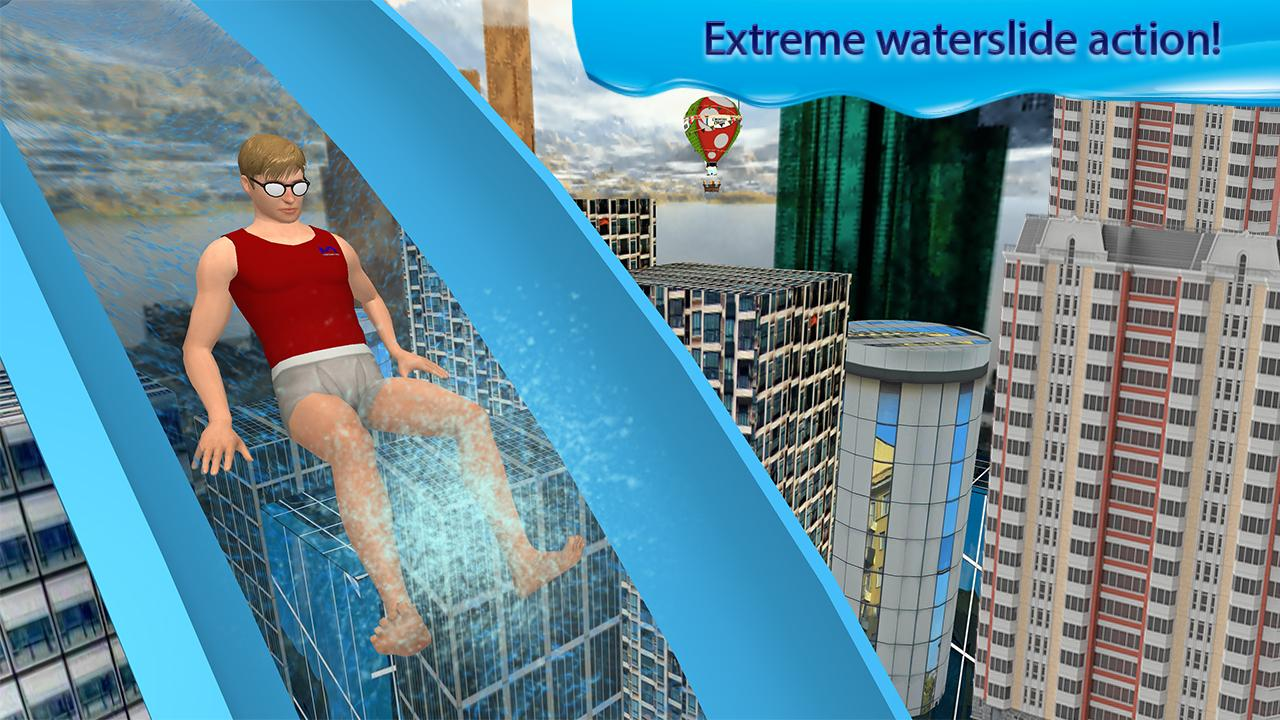 Water Slide Adventure VR- screenshot