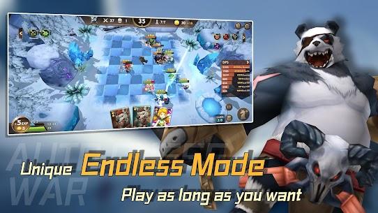 Auto Chess War v1.64 MOD 4