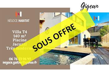 villa à Gigean (34)
